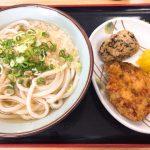 うどん村 清輝橋店、岡山市奥田本町にあるぶっかけうどんが自慢の店